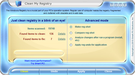 Registry Issues